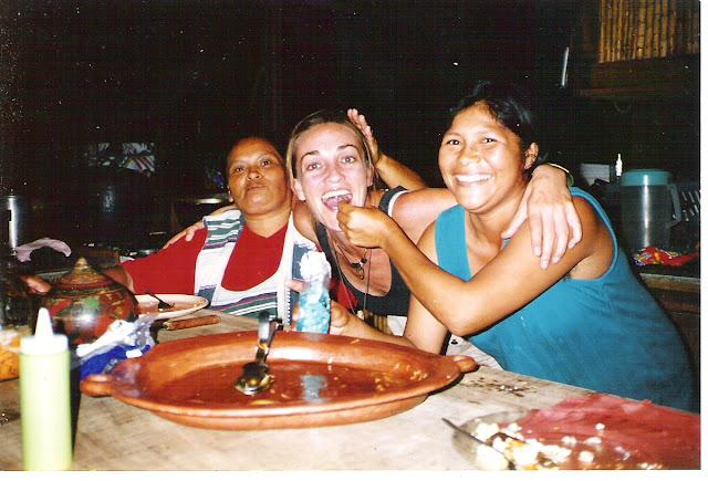healthy food in Nicaragua