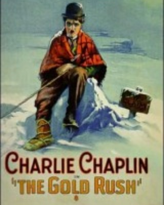 La quimera del oro (1925, Charles Chaplin)