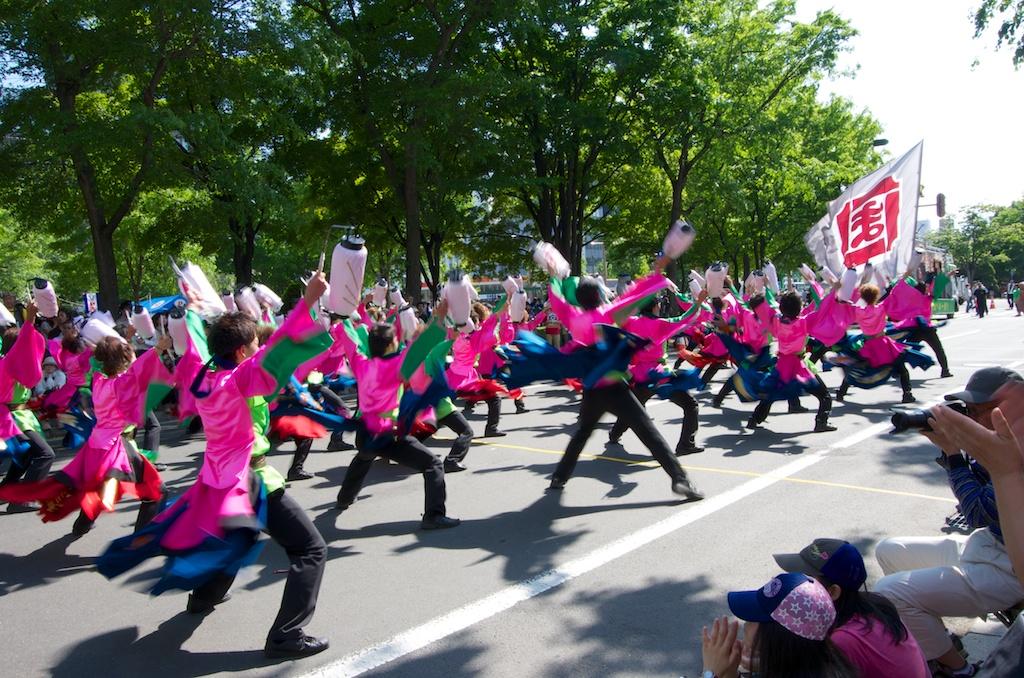 第22回YOSAKOIソーラン祭り2013