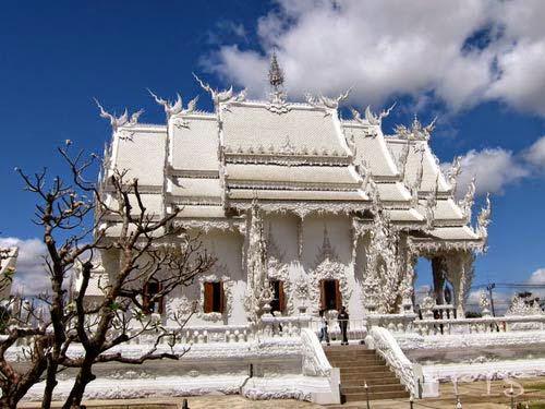 Thailand Rai Emmanuel Temple The World Most Pure One Party Sukhavati