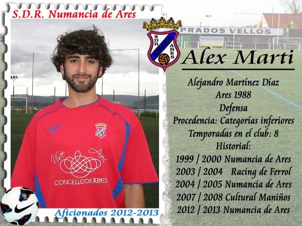ADR Numancia de Ares. Alexmarti.
