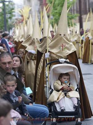 Гандия, Пасха, Страстная неделя, Semana santa, pascua, Gandia, España, Испания, Чистый четверг, крестный ход, CostablancaVIP