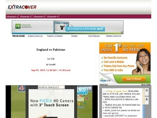 Live Cricket - Watch Cricket Live Streaming, Watch Live ...
