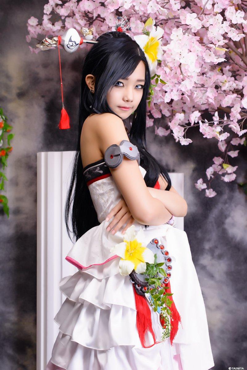 Vẻ đẹp ma mị của NPC Nam So Yoo trong Blade & Soul - Ảnh 2