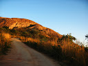 One of the backroads in Kruger.