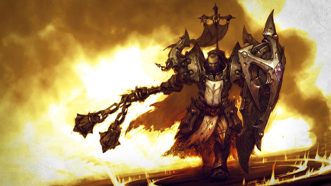 Ngắm artwork cực chất của Diablo III: Reaper of Souls - Ảnh 7