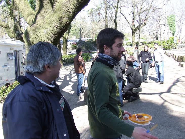 aniversario - [Crónica] 1º aniversário do M&D - Guimarães (11.03.2012) DSCF4683