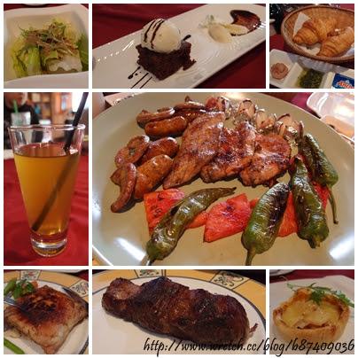 [Food][高雄三民] 跟著味蕾去旅行part1~LA VACA阿根廷烤肉 ...