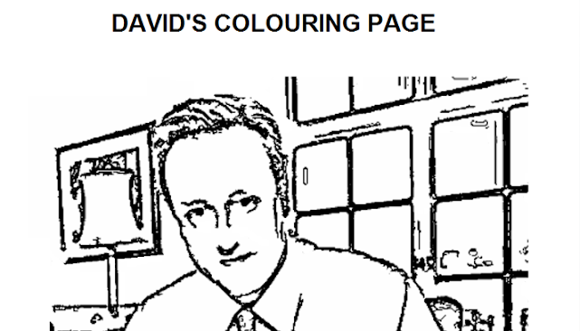 Coalition Colouring Book by Tom Pride