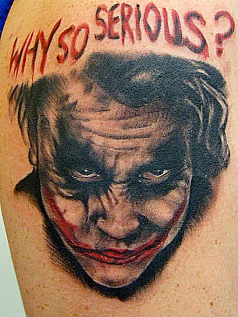 18 Joker Tattoos  Tobias Tattoo