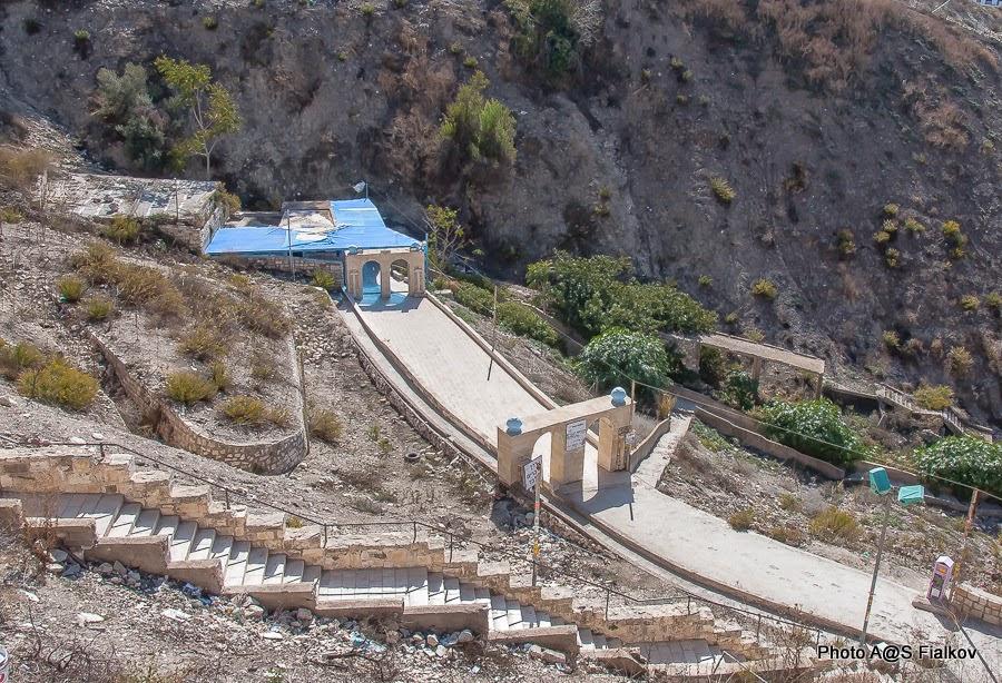 Миква Арье в Цфате. Экскурсия в Цфате. Гид в Израиле Светлана Фиалкова.