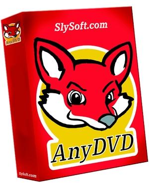 AnyDVD HD v7.6.1.0 Türkçe Full