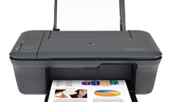 Down HP Dekjet Ink Advantage 2060 printing device driver