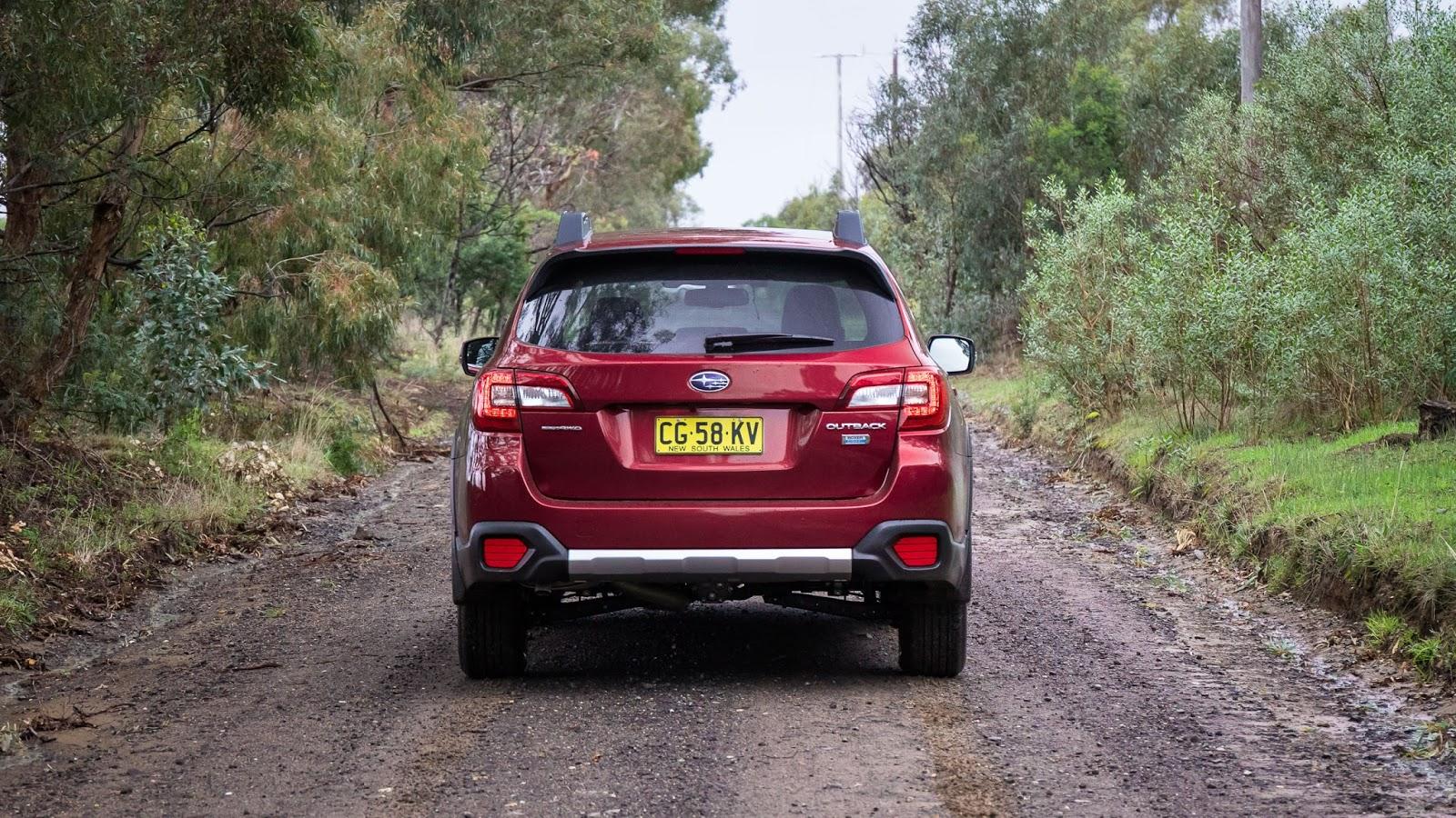 Subaru Outback 2016 là chiếc xe tốt hàng đầu trong phân khúc