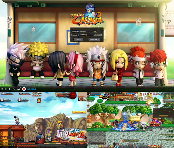 Vì sao game về Naruto vẫn hút khách tại Việt Nam? 1