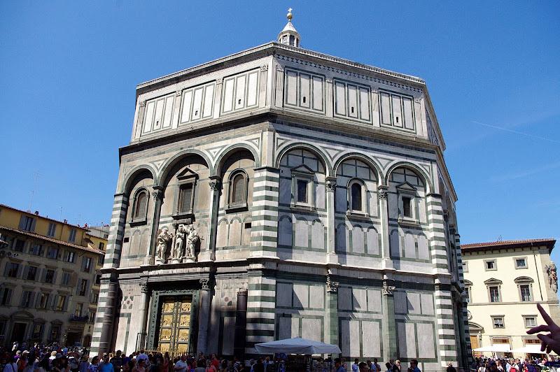 Baptisterio de San Juan, Florencia