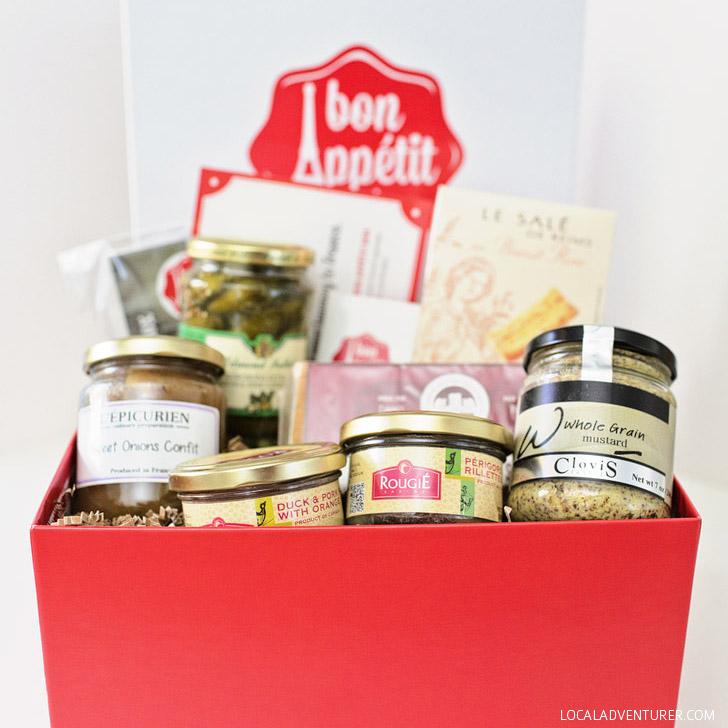 Bon Appetit Paris (Best Subscription Boxes for Travelers).