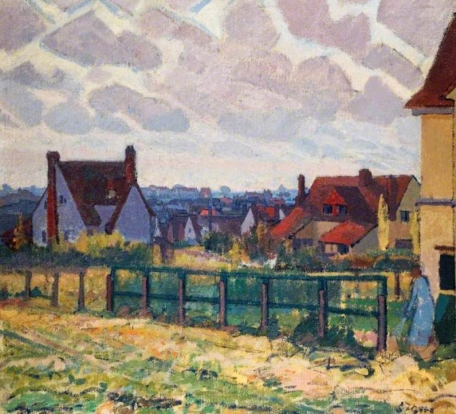Spencer Gore - The Garden City, Letchworth