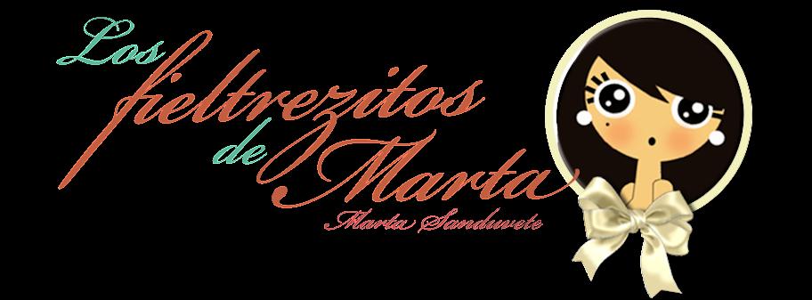 Los fieltrezitos de Marta