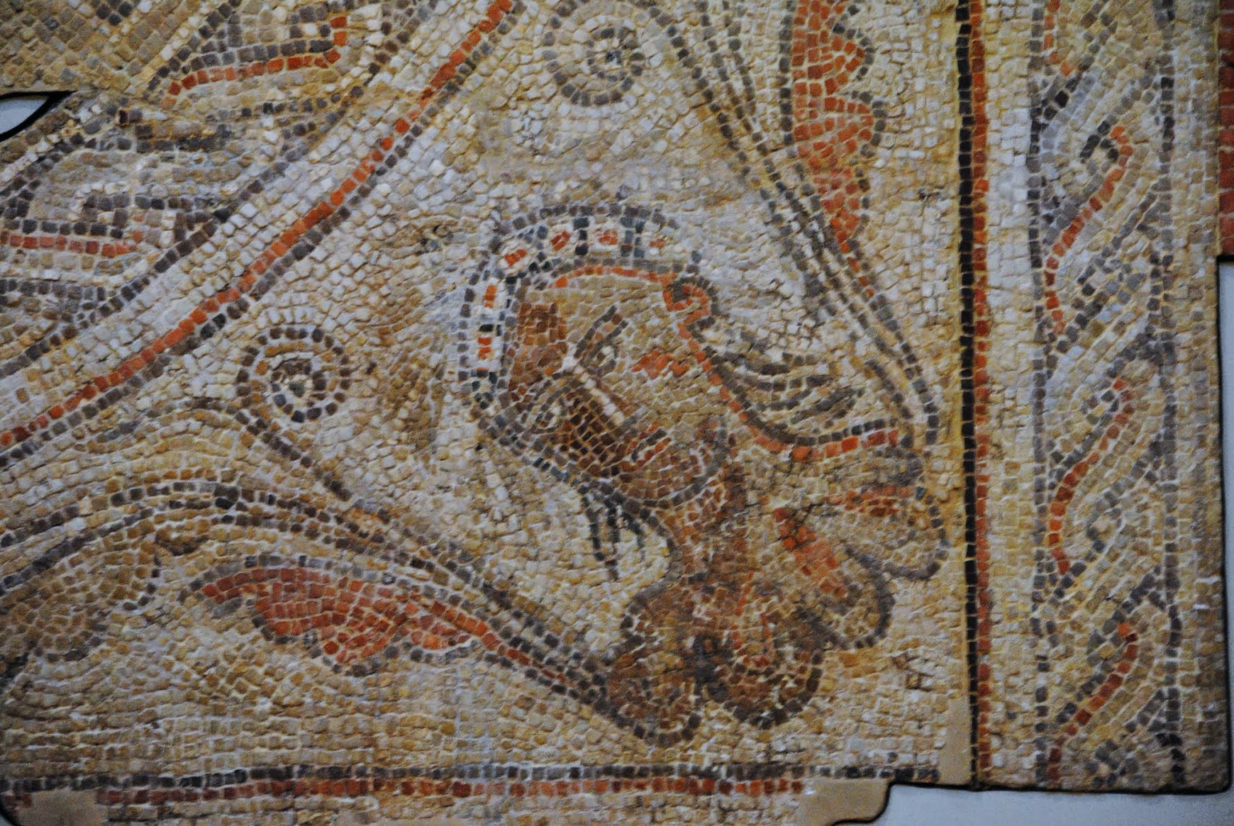 Ancient Mosaics from Londinium Photos