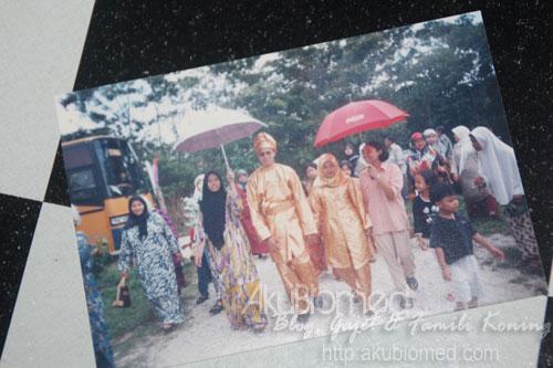 Majlis bertandang ke rumah pengantin lelaki