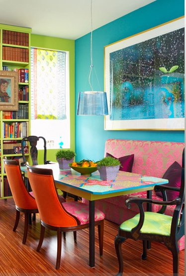 Inspire Bohemia: Delicious Dining Rooms And Nooks Part II Part 69