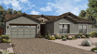 Legacy Estates In Desert Place New Homes By Ashton Woods