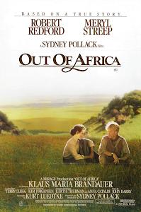 Xa Mãi Châu Phi - Out Of Africa poster