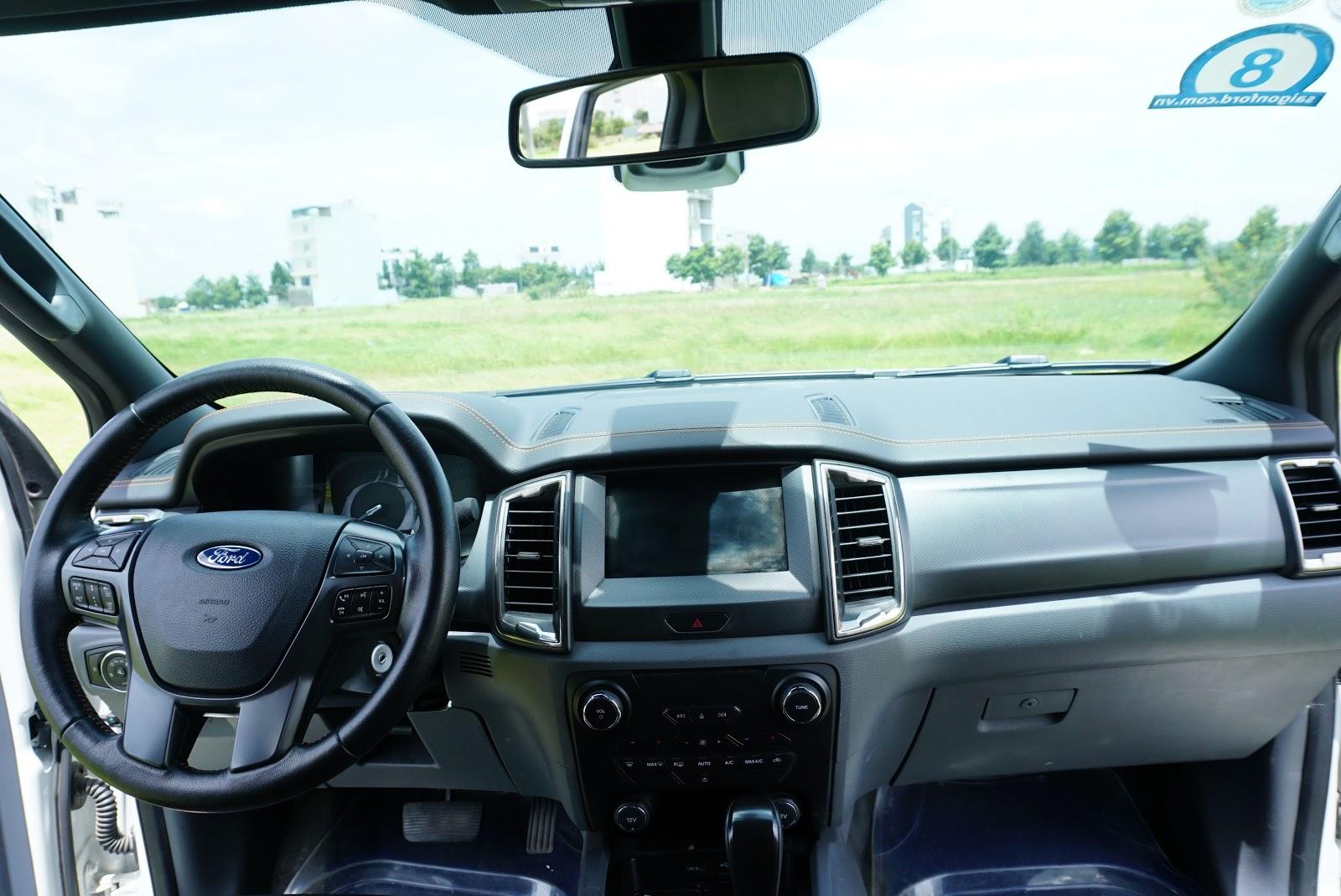 Quá nhiều tính năng tiện ích, thông minh, hỗ trợ an toàn trên chiếc xe này