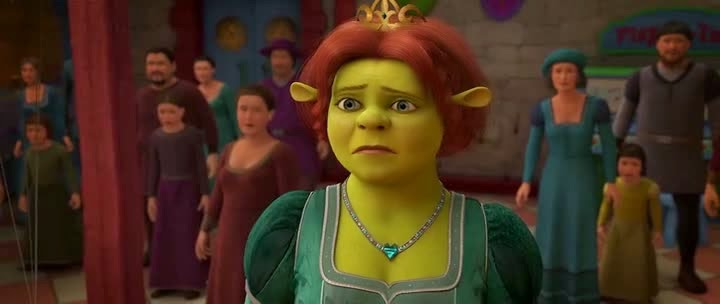 Free Download Single Resumable Direct Download Links For Hollywood Movie Shrek Forever After (2010) In Dual Audio