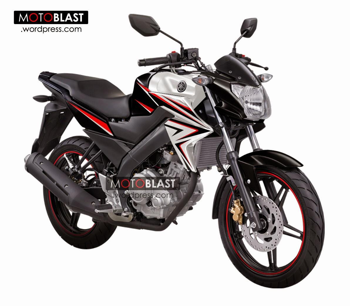 modif cb150r hitam