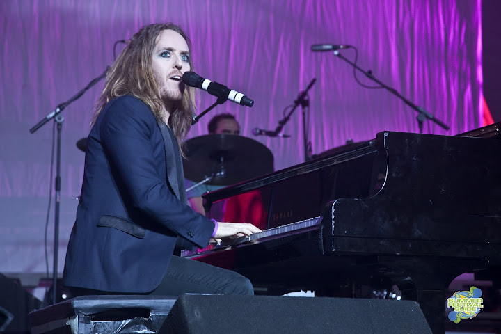 Tim Minchin @ Larmer Tree Festival