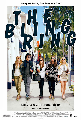 Οι Ύποπτοι Φορούσαν Γόβες The Bling Ring Poster