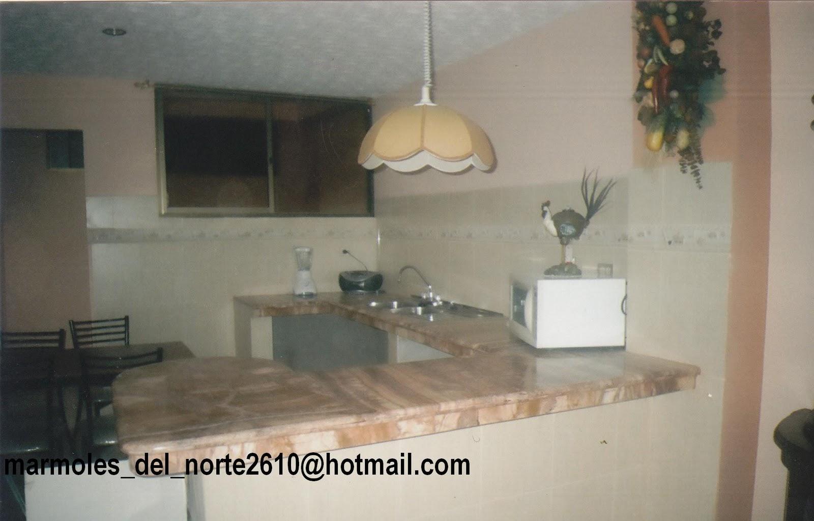 Marmoles del norte trabajos en marmol nacional e - Marmoles para cocinas ...