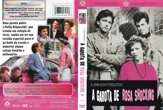 Filme - A Garota de Rosa Shocking