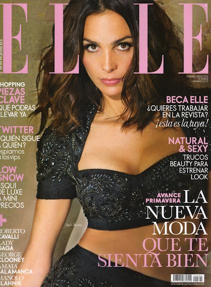 Elle España - Ines Sastre - febrero 2012