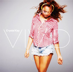 Crystal Kay - Vivid [CD + DVD] | Album art