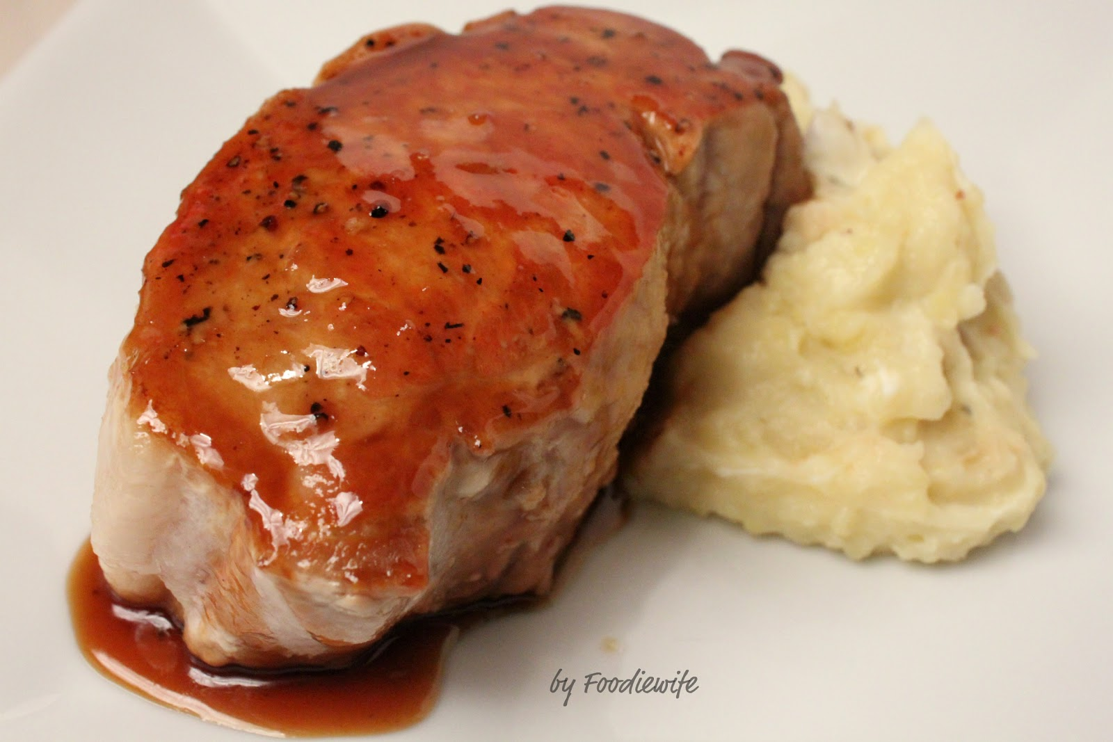 Baked loin pork chop recipes