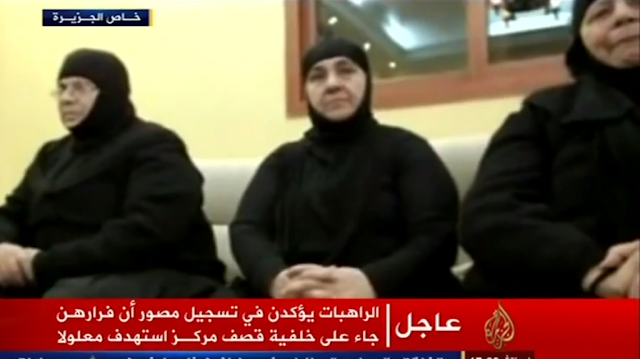 Syria: Christians fear for nuns abducted by Muslim insurgents