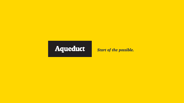 Aqueduct, a place on the edge