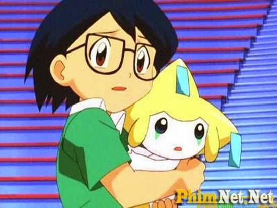 Pokemon Movie 6 - Bảy Đêm Cùng Ngôi Sao Nguyện Ước Jirachi - Pokemon Movie 6: Jirachi - Image 3