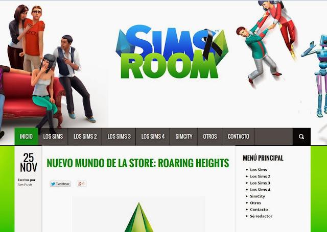 SimsRoom