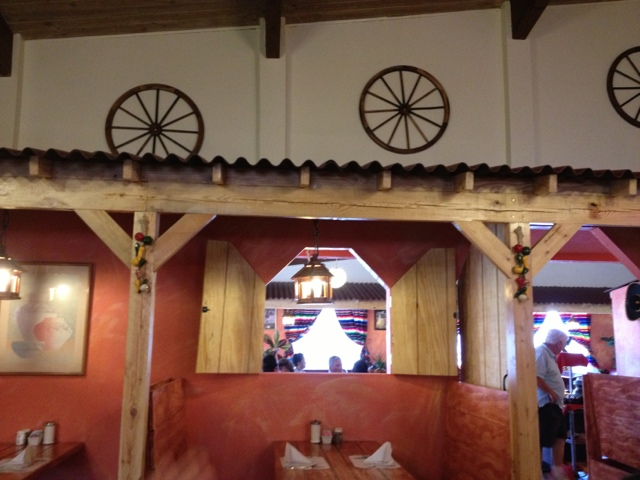 We Stopped In New Mexico And Found This Great Place On The Website Tripadvisor Called Sands Restaurant It Was Delicious