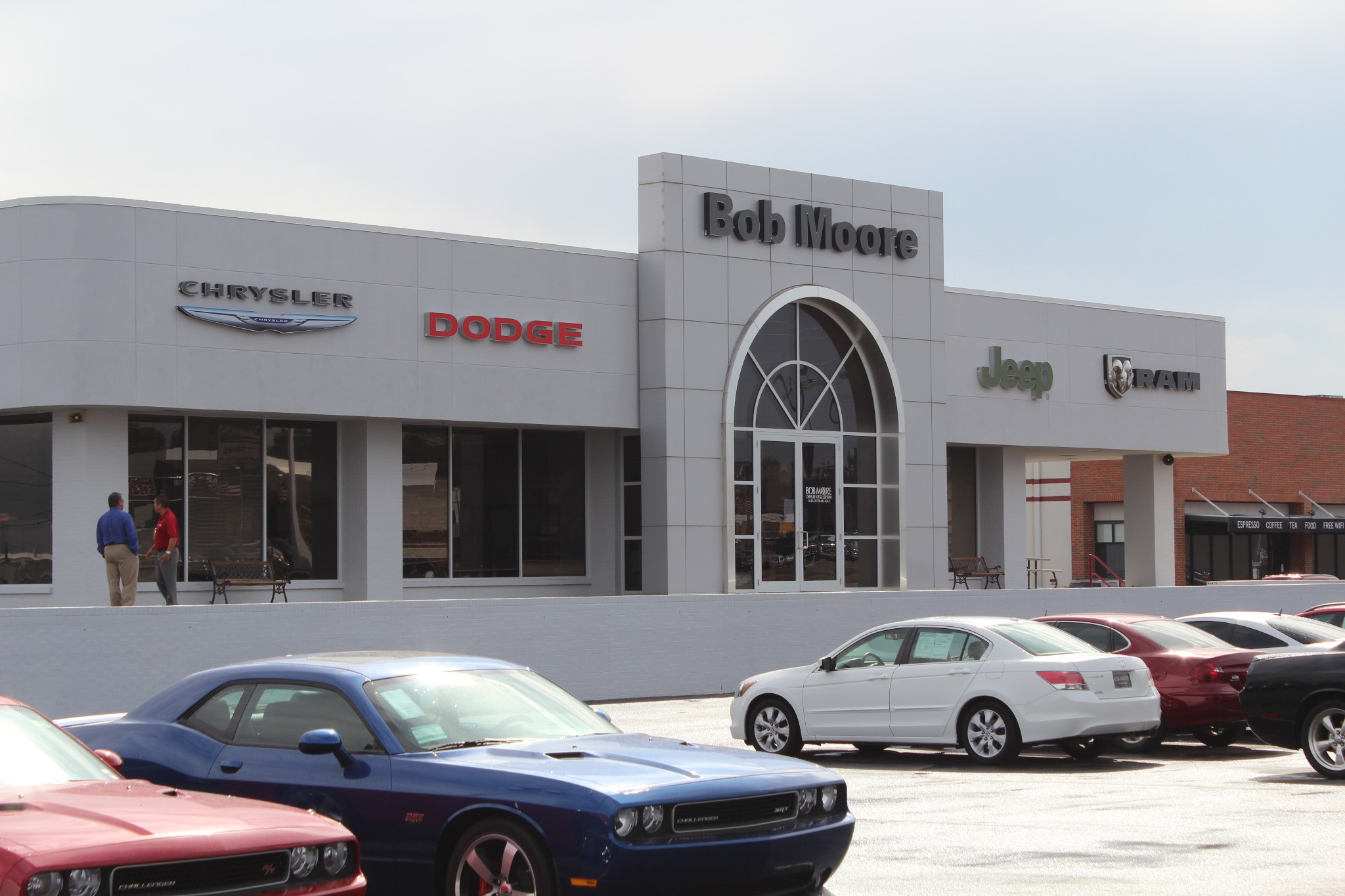 New Amp Used Car Dealer Serving Bartlesville Bob Moore