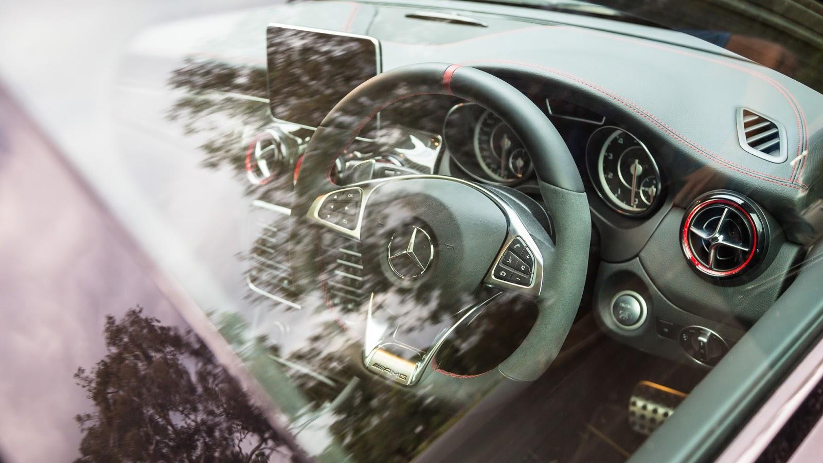 Mercedes-AMG GLA45 2017