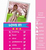 Teen Vogue Me Girl Level 36 - Cover Shoot - Lea - Love It! Three Stars