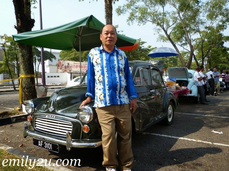 Ipoh Vintage Car Club