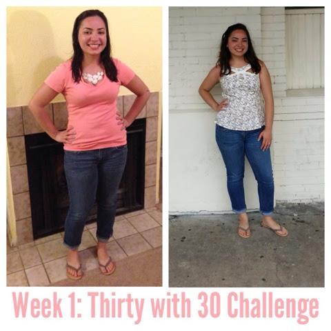 30x30 Week 1