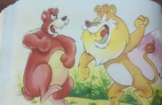 La corte del leon