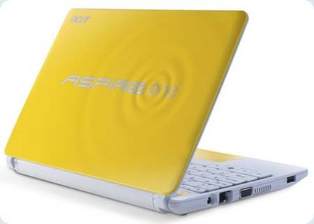New Acer Aspire One Happy 2 Review and Specifications